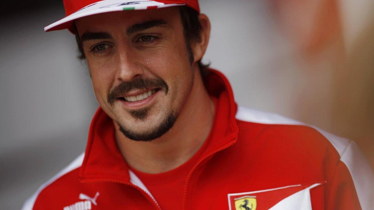 Fernando Alonso 27.06.2013 British Grand Prix