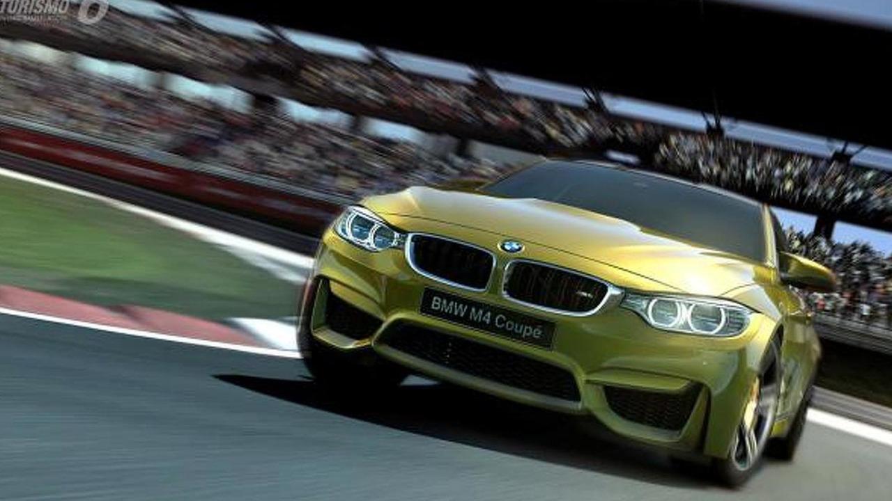 BMW M4 Coupe n Gran Turismo 6 13.12.2013