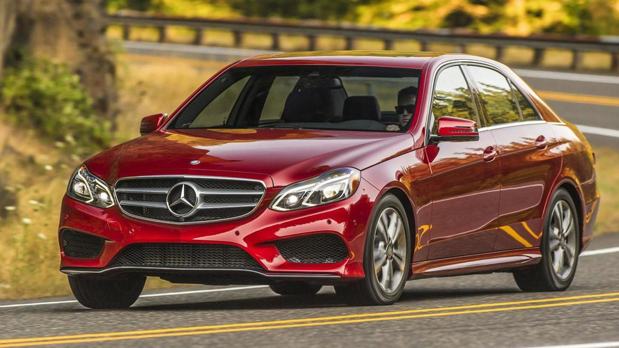 2014 Mercedes E250 BlueTEC headed to the U.S.