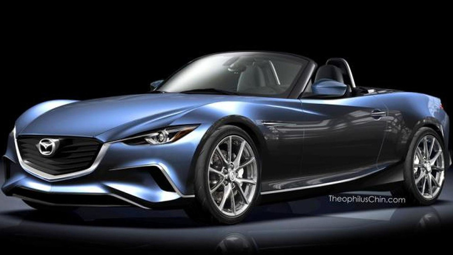 "2015 Mazda MX-5 ""will look nothing like"" its predecessor - report"