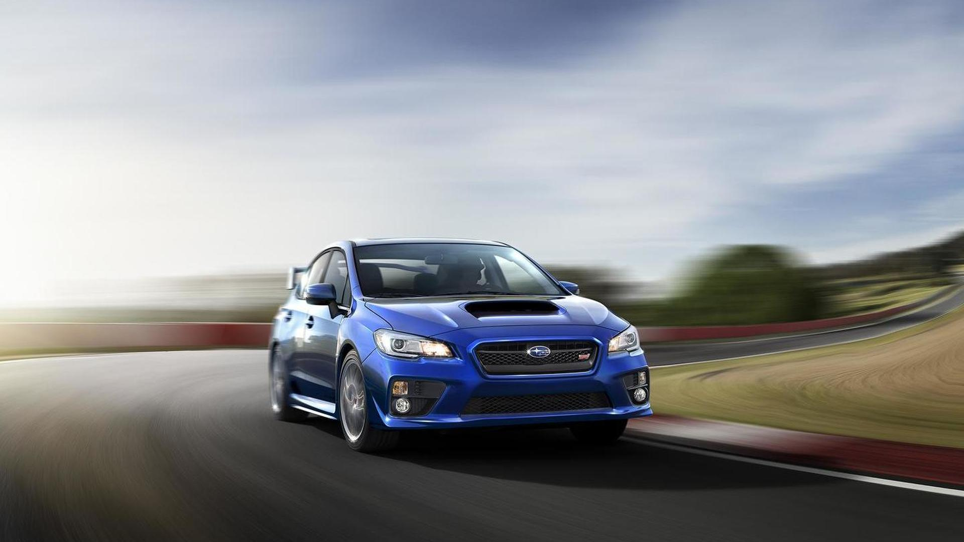 2017 Subaru Wrx Wrx Sti Priced From 26 695