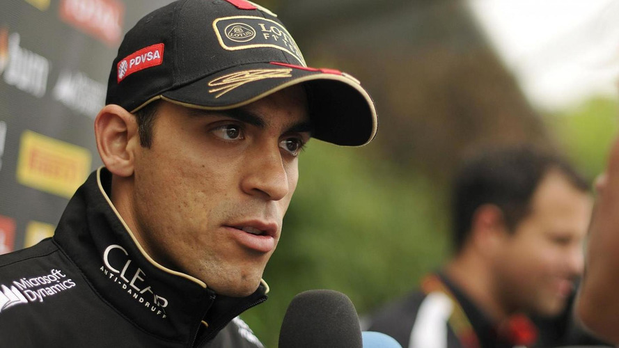 2014 wins 'not easy' for Ferrari - Maldonado