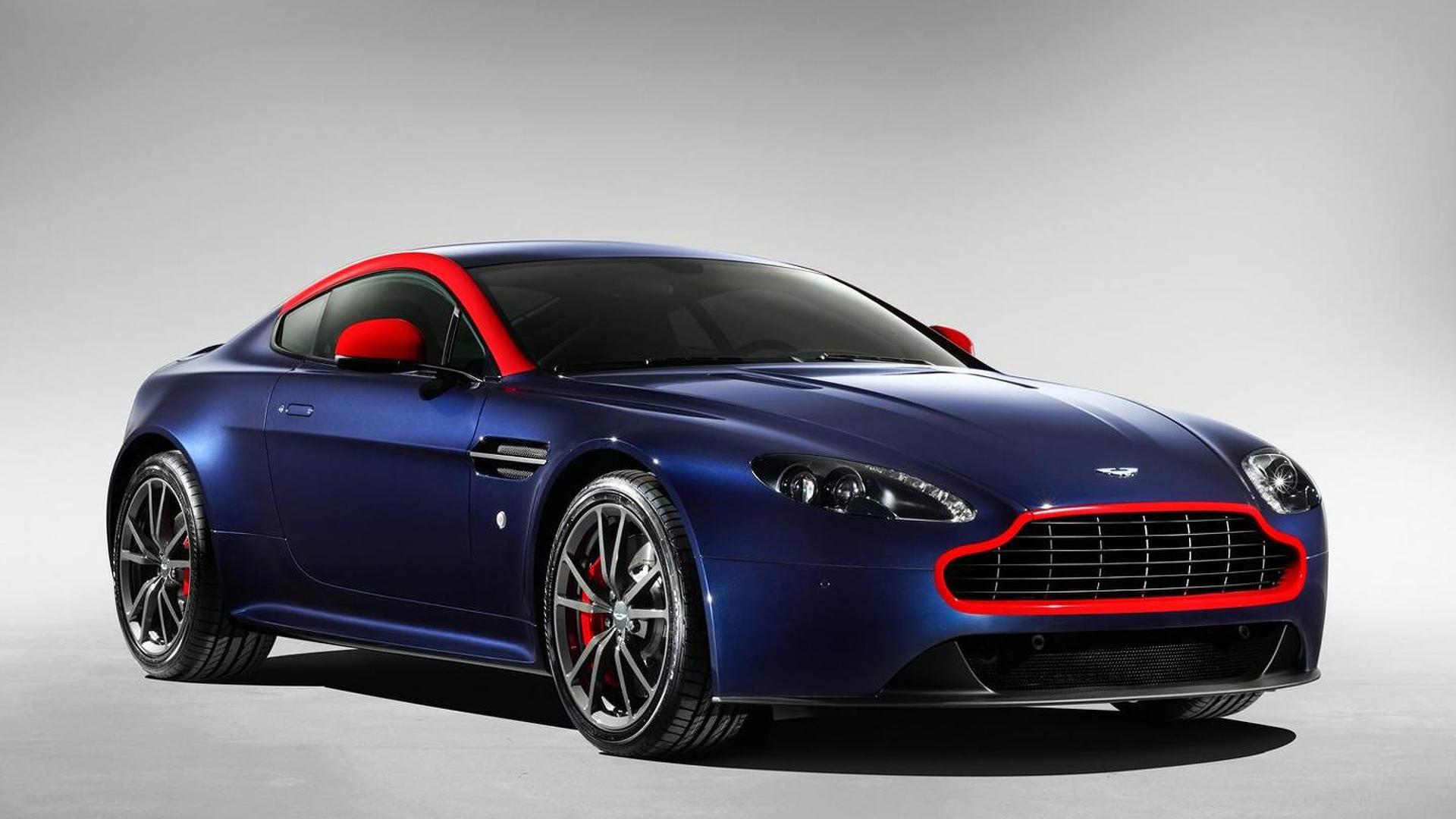 Aston Martin Announces V8 Vantage N430 And Db9 Carbon Black White Special Editions