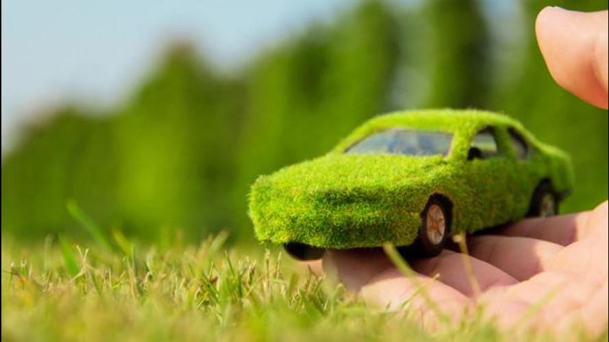 """I marchi più """"verdi"""" sono quelli automobilistici"""