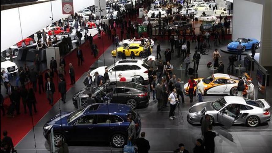 Salone di Parigi 2012: la sfida delle compatte