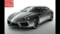 Lamborghini Estoque: il puzzle è completo