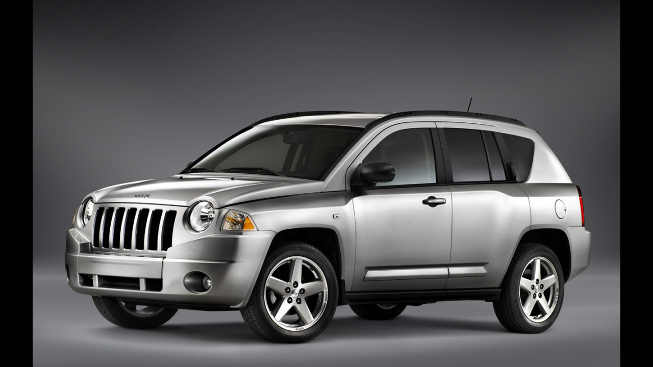 Nuovi interni per Jeep Compass e Patriot model year 2009
