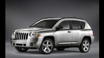 Nuovi interni per Jeep Compass e Patriot model year 2009
