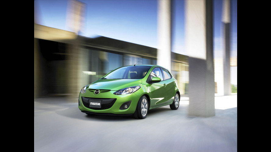 Mazda2 Trendy con e-Motion Technology