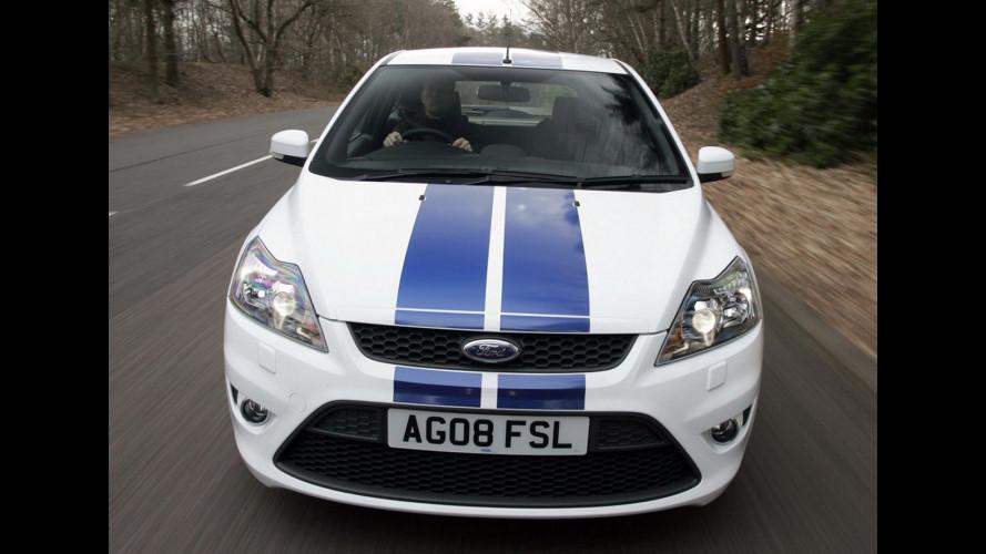Ford Focus ST debutta in Inghilterra