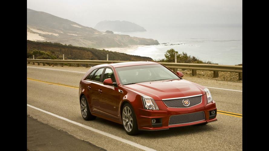 Cadillac al Salone di Ginevra
