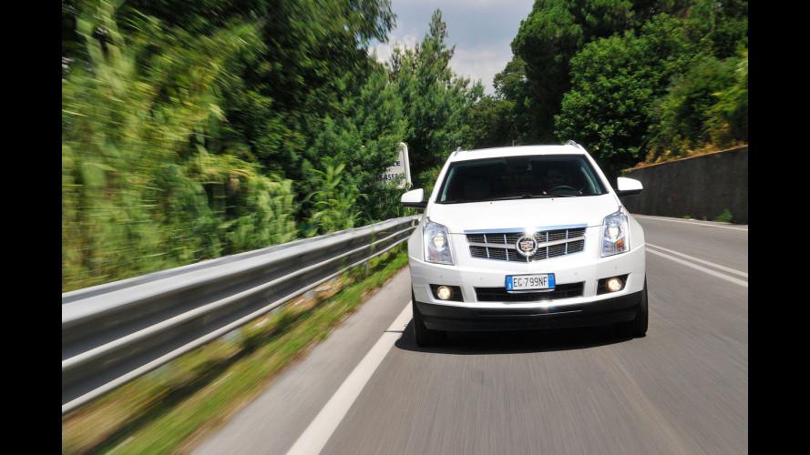 Cadillac SRX 3.0 V6 AT AWD Sport Luxury