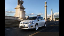 Toyota Auris HSD Executive - TEST