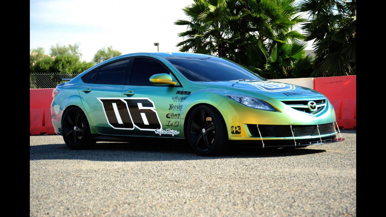 Mazda6 Troy Lee Designs