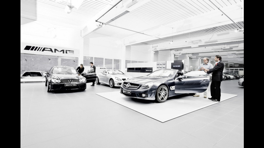 AMG Performance Center 2009