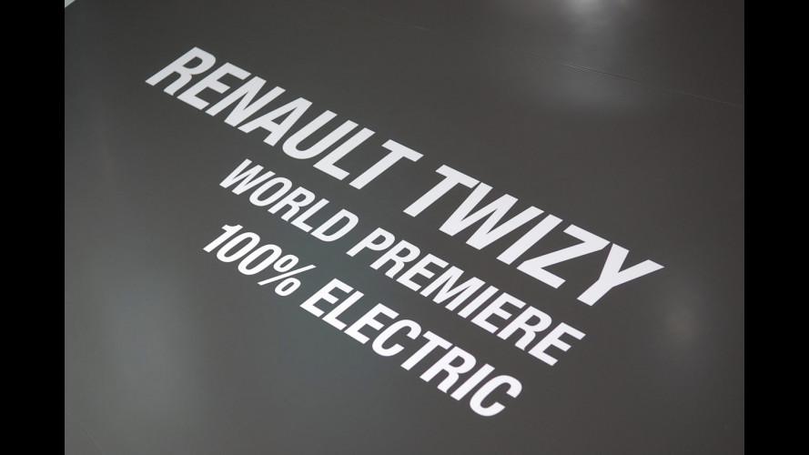 Comprereste un'elettrica come la Renault Twizy?