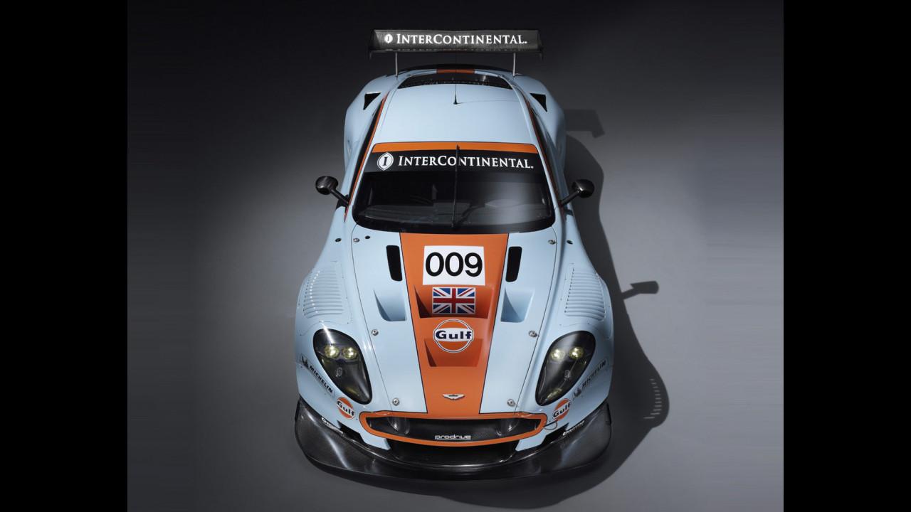 Aston Martin DBR9s