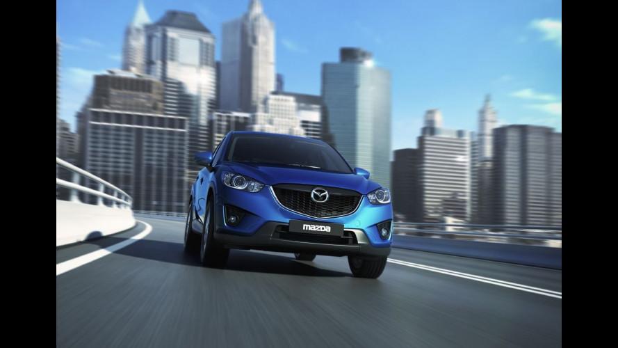 Mazda consegna il