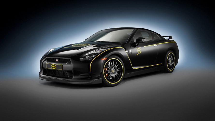 Nissan GT-R Cobra Technology