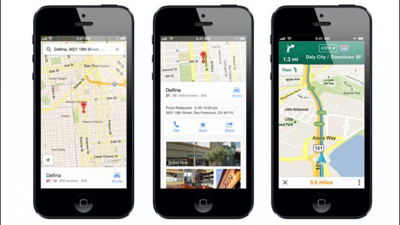 [Copertina] - Le Google Maps tornano su iPhone