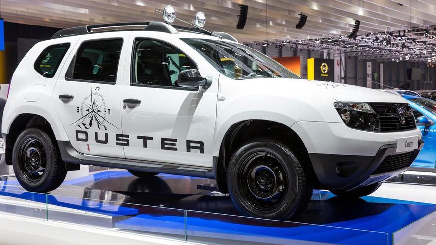 Dacia Duster Adventure Edition introduced in Geneva
