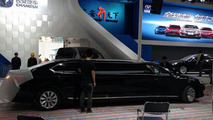 Chang'an Raeton stretched limousine