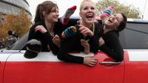 MINI Cooper sets new Guinness World Record 15.11.2012