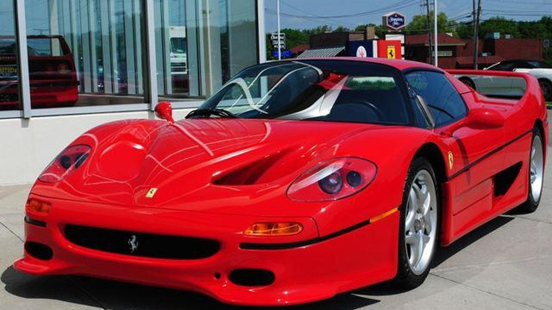 1990 Ferrari F40 1995 F50 And 2003 Enzo Available On Sale