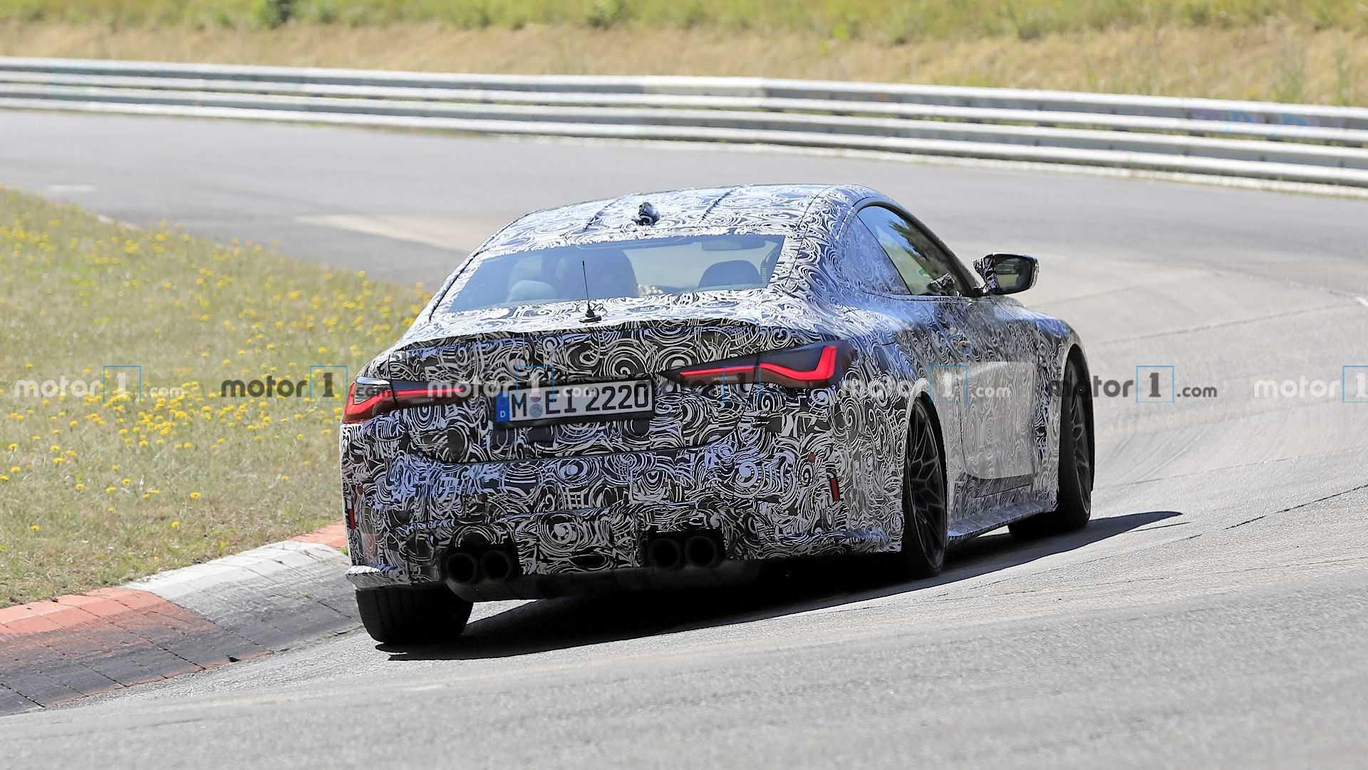 2020 - [BMW] M3/M4 - Page 18 Bmw-m4-spy-photos
