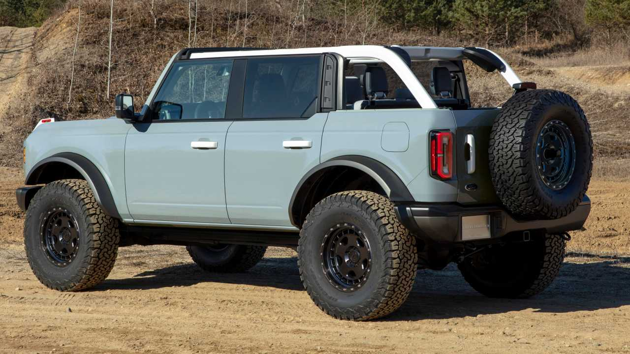 Ford Bronco Sasquatch Package Price Possibly Revealed In ...