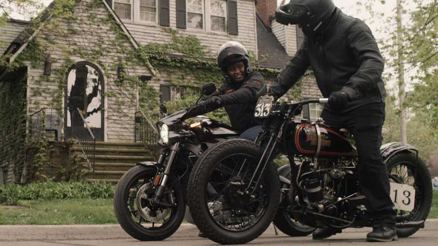 Jason Momoa Directs Video For Harley's Let's Ride Challenge