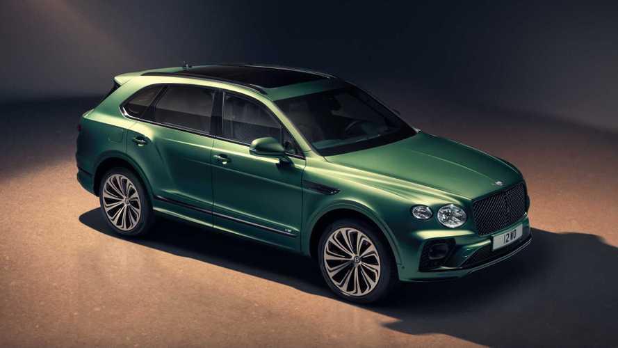 Bentley Bentayga con il restyling il SUV extra lusso è ancora più