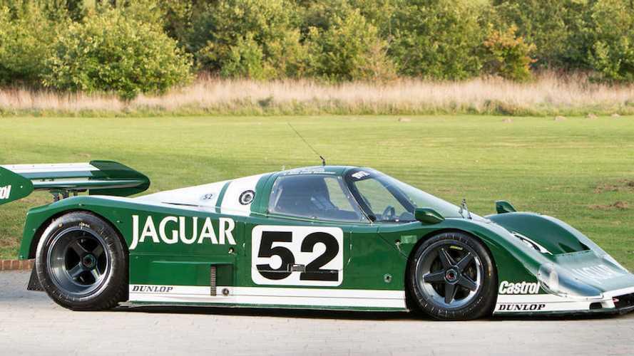 Brundle and Lammers Jaguar XJR-6 joins Bonhams London sale