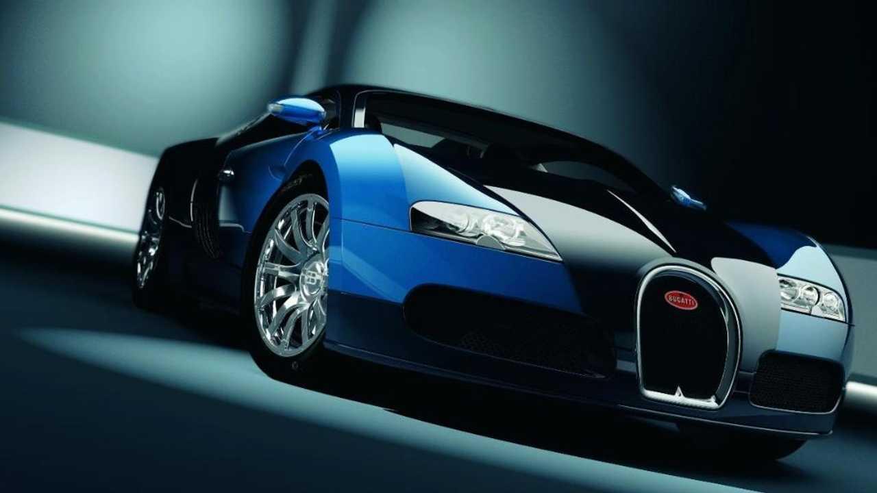 Sejarah Bugatti Veyron