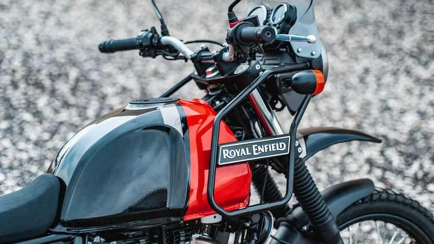 Royal Enfield Pastikan Rencana untuk Himalayan 650 Baru