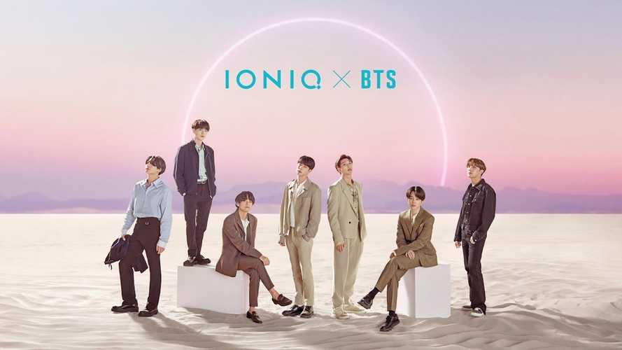 This New BTS Single Aims To Make IONIQ All-Electric Brand Iconic