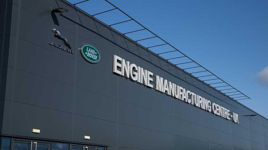 Jaguar Land Rover celebra 1,5 milioni di motori Ingenium