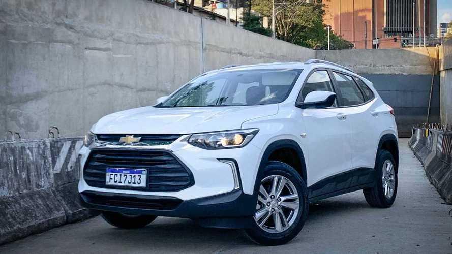 """Teste: Chevrolet Tracker LT 1.0 T desafia teoria do """"menos é mais"""""""