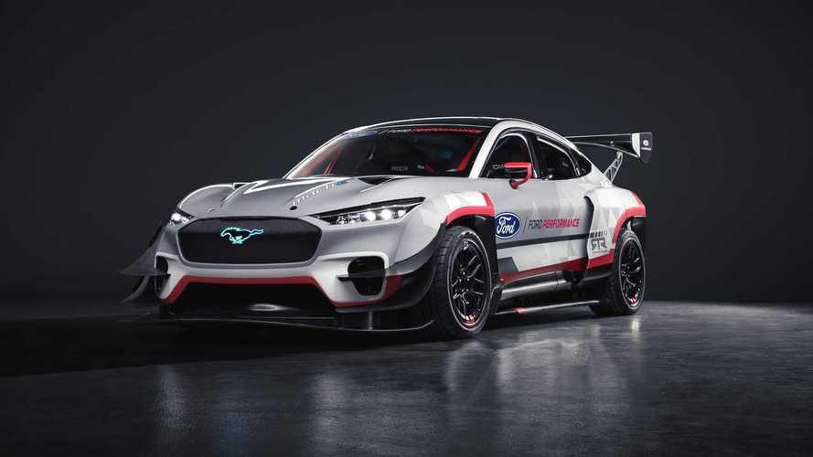 Ford создал семимоторный 1400-сильный гоночный электромобиль