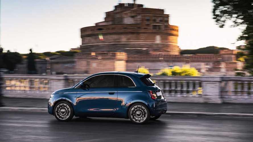 """Fiat 500 elettrica: in arrivo anche la 3 porte allungata """"Trepiuno"""""""