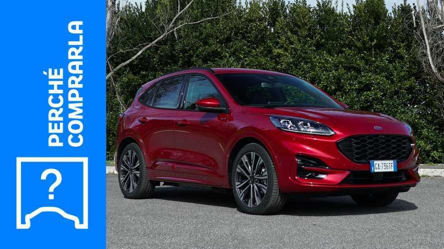 Ford Kuga, perché comprarla e perché no