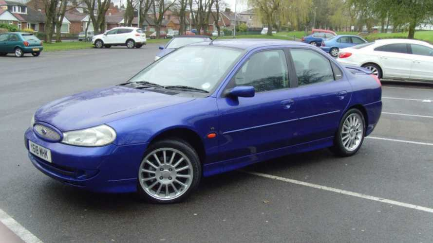 This bargain 2001 Ford Mondeo ST200 is better than a Cosworth