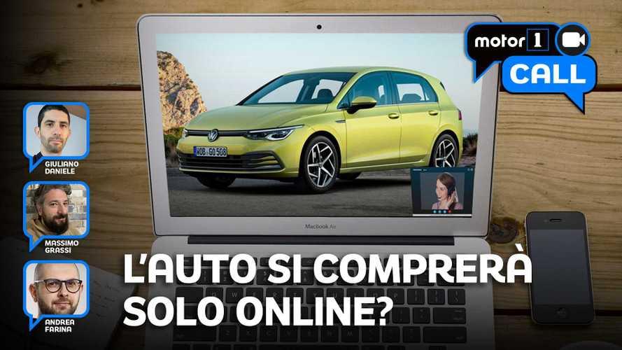 Comprereste un'auto nuova solo online?
