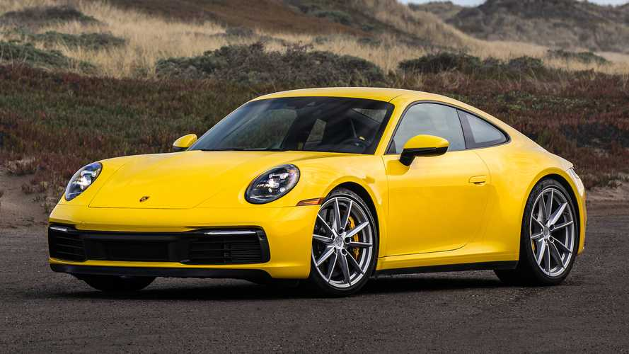 Porsche Exec Wants A Smaller 911, But Says It's Wishful Thinking