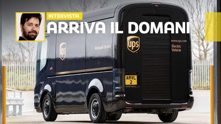 Furgoni elettrici, droni, e-bike questo il futuro del corriere per UPS