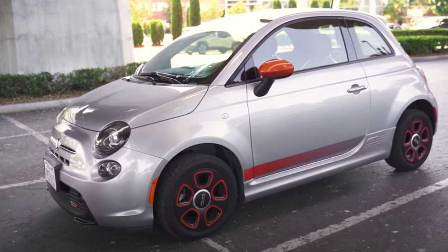 This Guy Traded In His Wife's Tesla Model 3 For A Fiat 500e: Really?