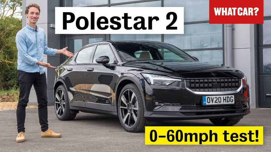 Tesla Model 3's Main Rival, The Polestar 2 Reviewed In The UK