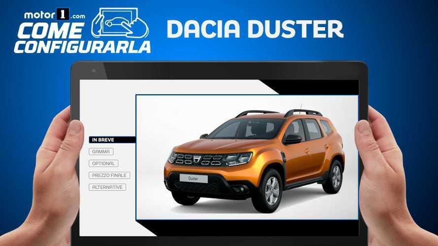 Dacia Duster, la più economica conviene davvero?