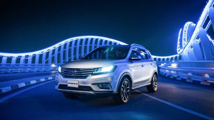 MG RX5: el SUV de 10.000 euros que se parece al Volkswagen Tiguan 2020