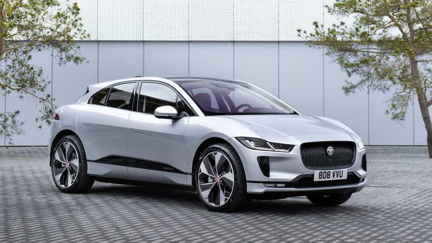 Novo Jaguar I-Pace 2021: recarga mais rápida e novas tecnologias a bordo